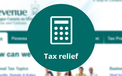 Tax relief for home care services